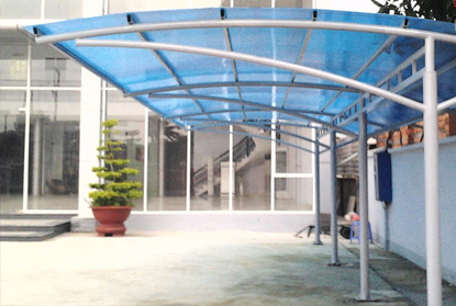 Leo Engineering Car Parking Shed In Chennai